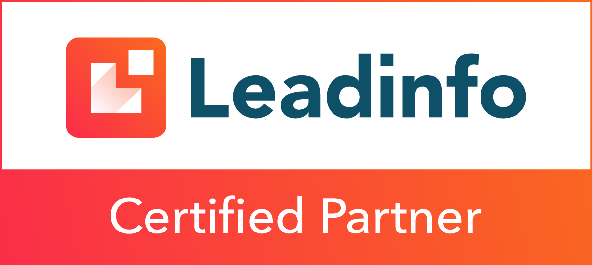 Leadinfo partnerbadge